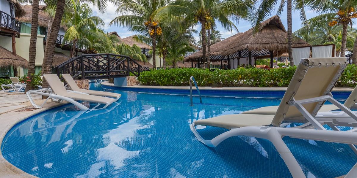 hotel resort page
